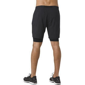 asics 2-N-1 Shorts Men performance black